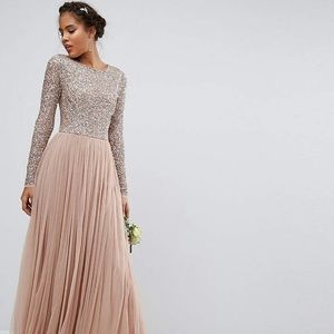 Maya Sequin Dress